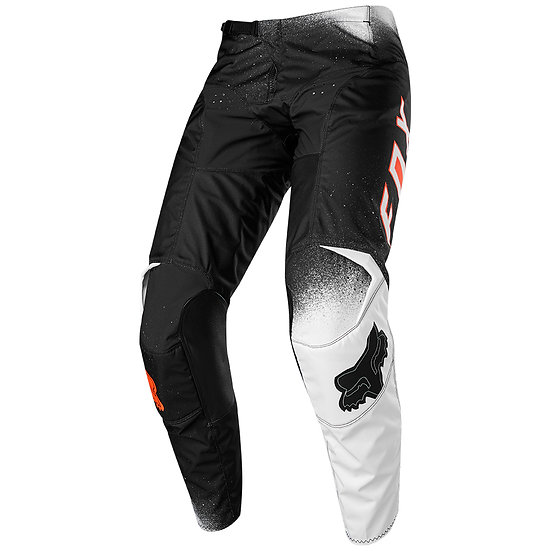 Fox 180 BNKZ Blk Pants
