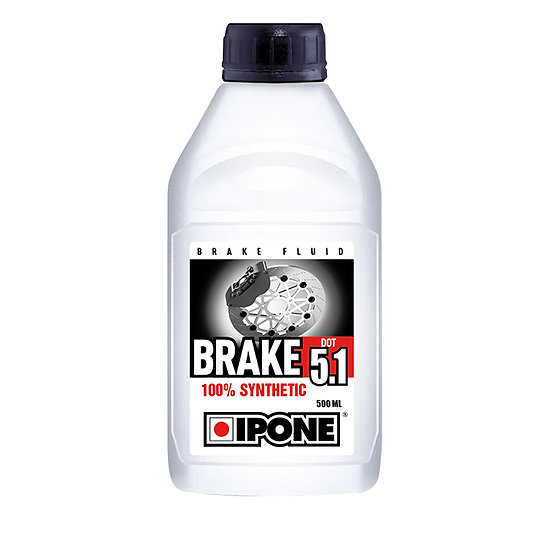 Ipone Brake DOT 5.1 500mL 100% Synthetic 270C