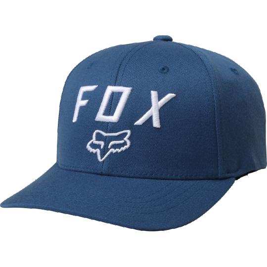 Fox Legacy Hat Dusty Blue Youth