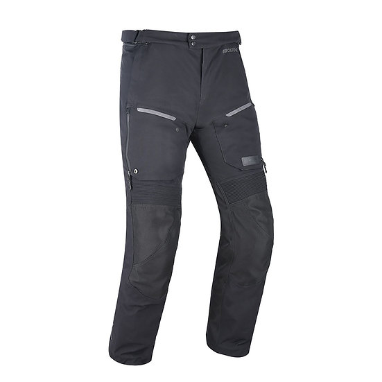 Oxford Mondial Laminate Pants Black