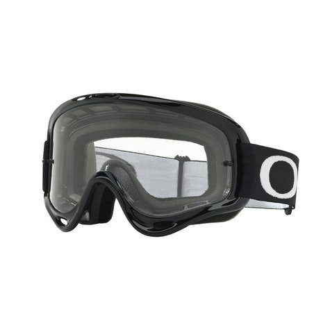 Oakley Oframe MX Goggles Youth Black, Clear Lens