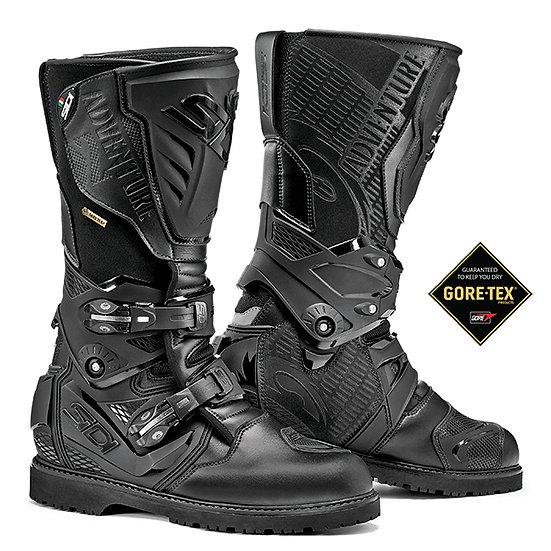 Sidi Adventure 45 Gore-Tex black boots