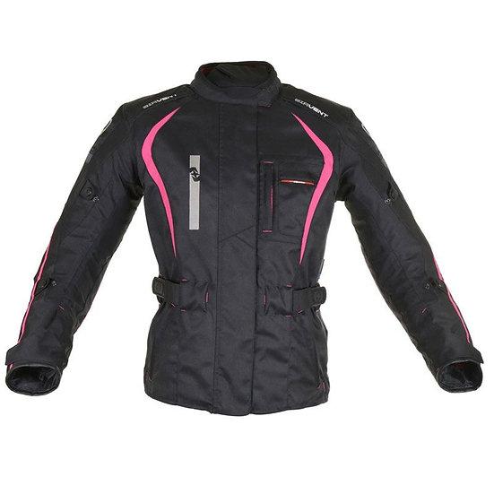 Oxford Dakota 2.0 Womens Jacket Black/Pink