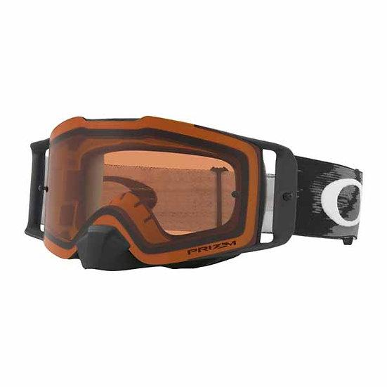 Oakley Front Line MX Goggles Matte Black, Prizm Lens
