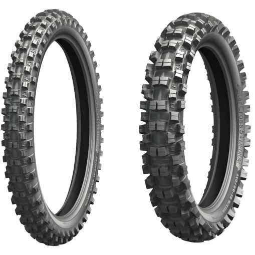 Michelin Star Cross 5 80/100 21 Soft Front