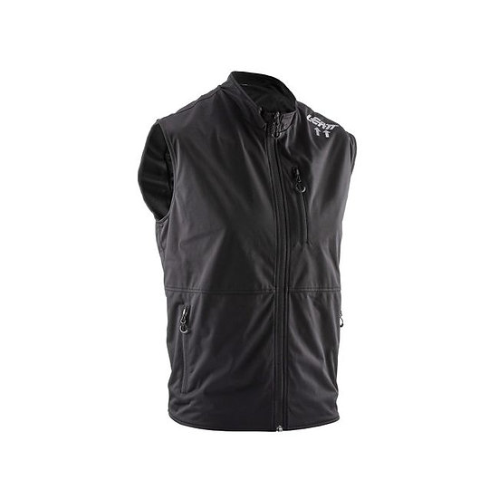 LEATT 2020 ENDURO RACE VEST - BLACK