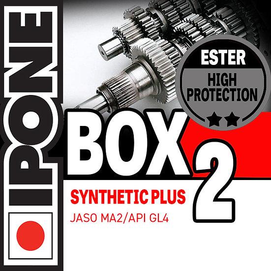 Ipone Box 2 Semi Syn Plus Ester 1L