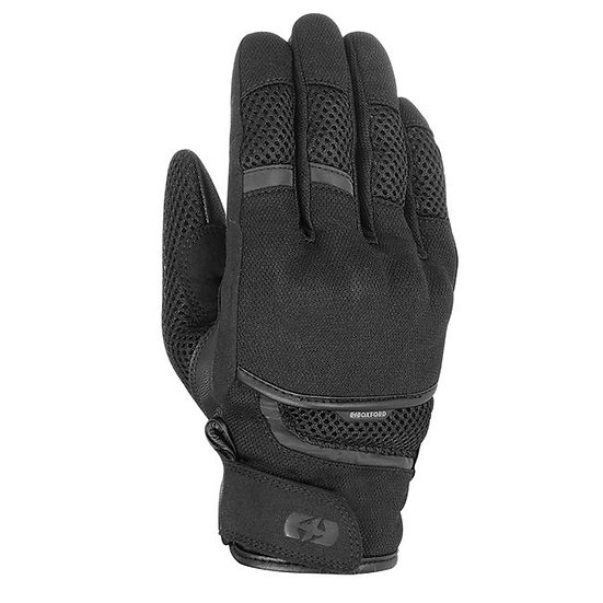 OXFORD Brisbane Air Gloves - Black