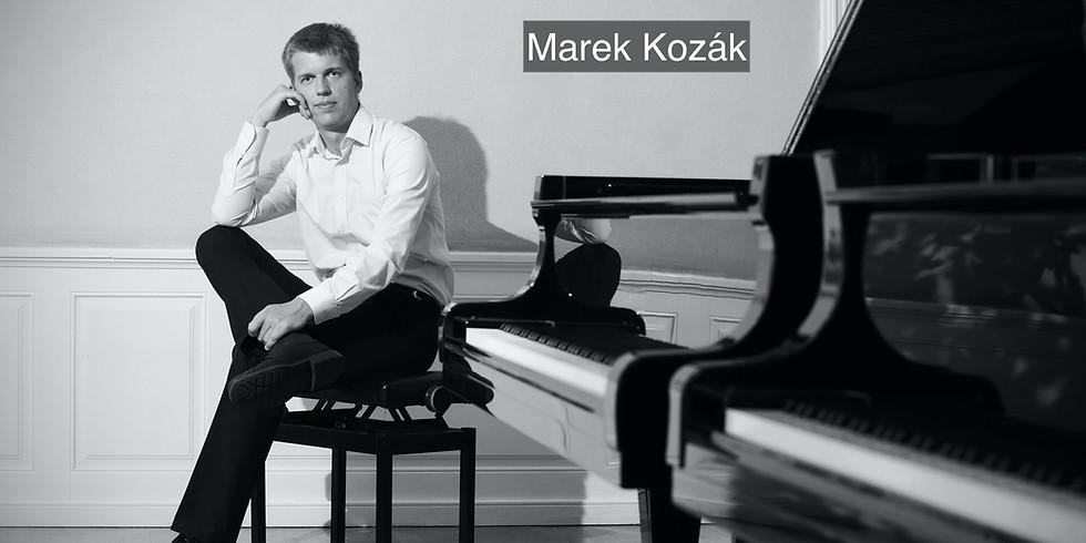 Klavierrezital | Marek Kozák