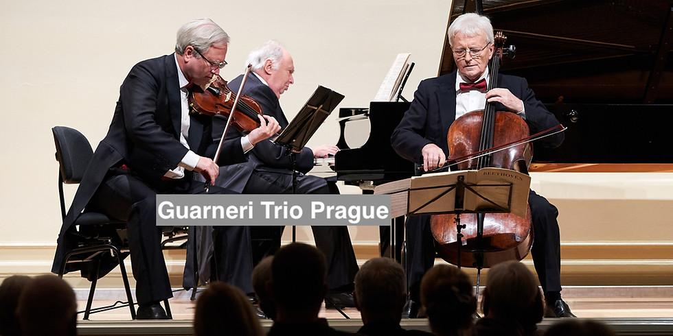 Guarneri Trio Prague | Jubiläumskonzert 35 Jahre