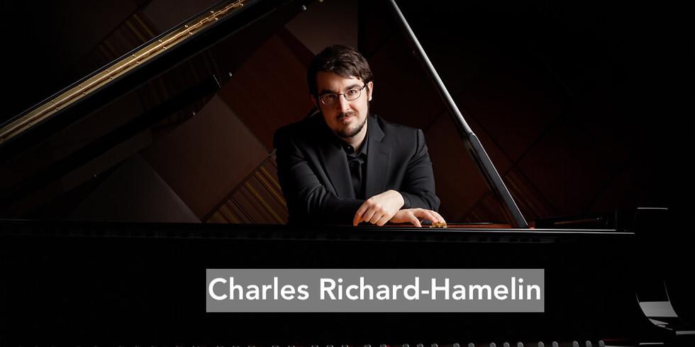 Charles Richard-Hamelin (Klavier)