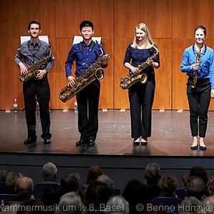 Ardemus Quartett & Mario Häring