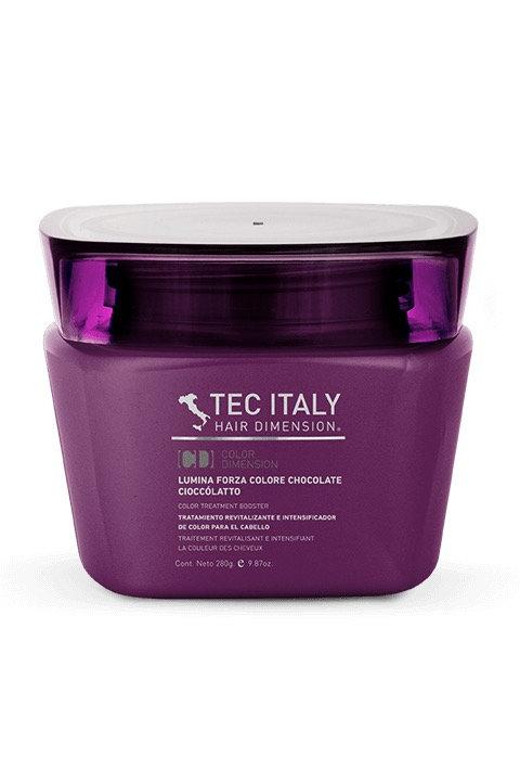 Tec Italy lumina forza colore rojo matizado rojo 280 g