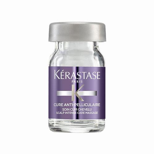 Kerastase cure anti pelliculaire 10X6 ml tratamientoanti caspa