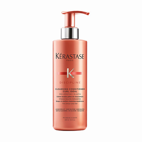 kerastase cleansing conditioner curl ideal shampoo rizos