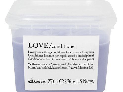 Davines acondicionador love smoothing 250 ml