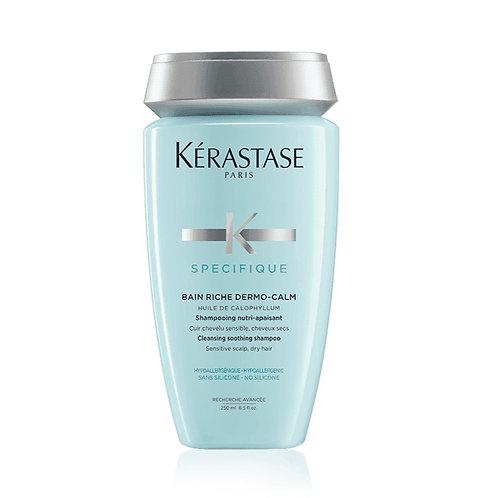 kerastase Bain riche derme calm 250 ml shampoo