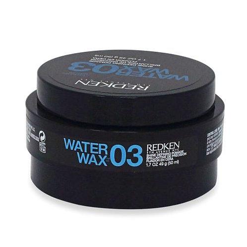 Redken water wax 03 50 ml