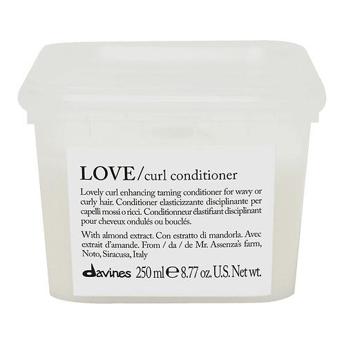 Davines Acondicionador love curl 250 ml