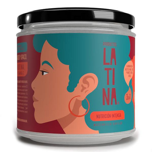 Latina mascarilla nutrición intensa 266 g