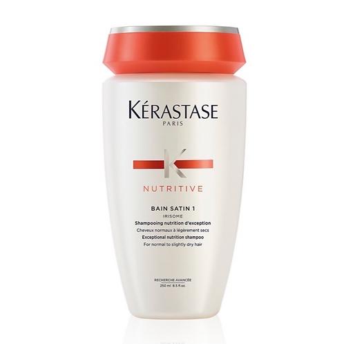 kerastase Bain satin 1 irksome 250 ml shampoo