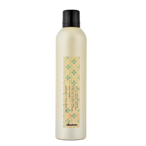 Hair spray Medium, shiny looks (400 ml)