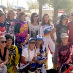 40 Years of Women's MX Race Participants