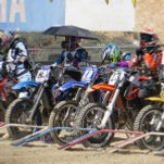 40 Years Women's MX Starting Line