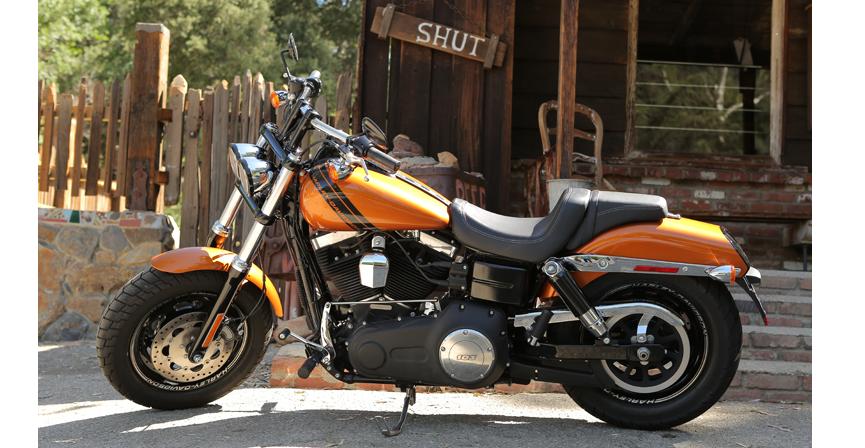 Harley-Davidson Fat Bob 103