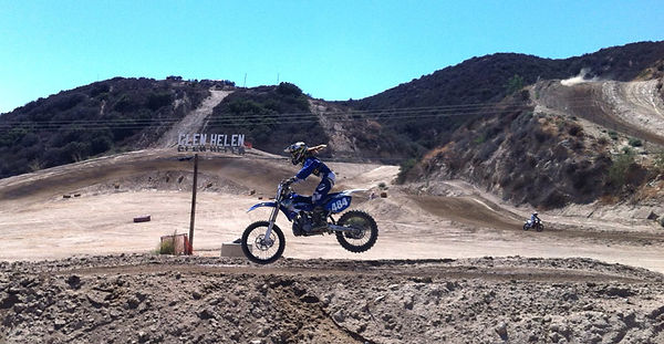 40 Years Women's MX, Motorcross, Glen Helen, California, U.S.A.
