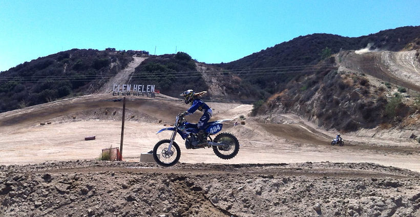 40 Years of Women's MX, Glen Helen, Race Participant