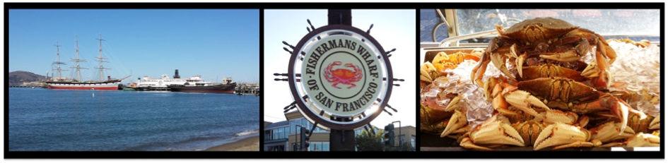 San Francisco, California, collage