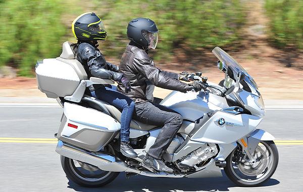 BMW K 1600 GTL Exclusive, Matt Hansen, Santa Clara, CA