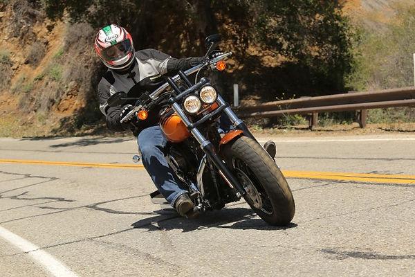 Harley-Davidson Fat Bob 103, Matt Hansen, California, U.S.A.