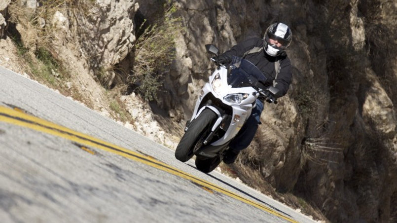Kawasaki Ninja 650, Matt Hansen, California