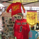 40 Years of Women's MX, Rider gear and display