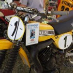 40 Years of Women's MX, Yamaha, motorycle, bike