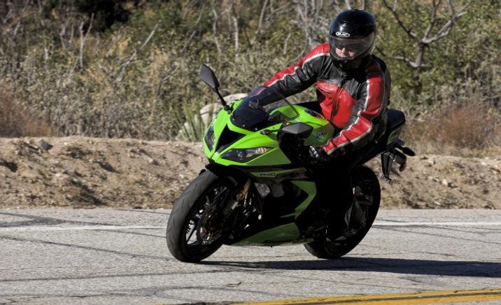 Kawasaki Ninja ZX-6R, Mat Hansen, California