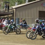40 Years of Women's MX Race Start