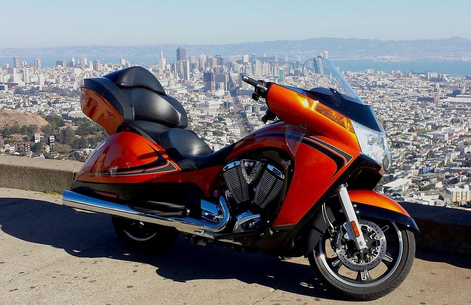 Victory Vision, San Francisco, California