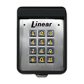 gate keypad by Linear