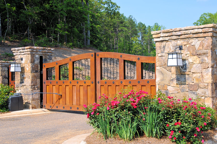 electric gate repair by Elite Gates