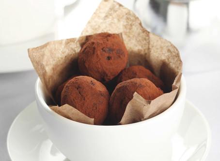 No-bake truffles