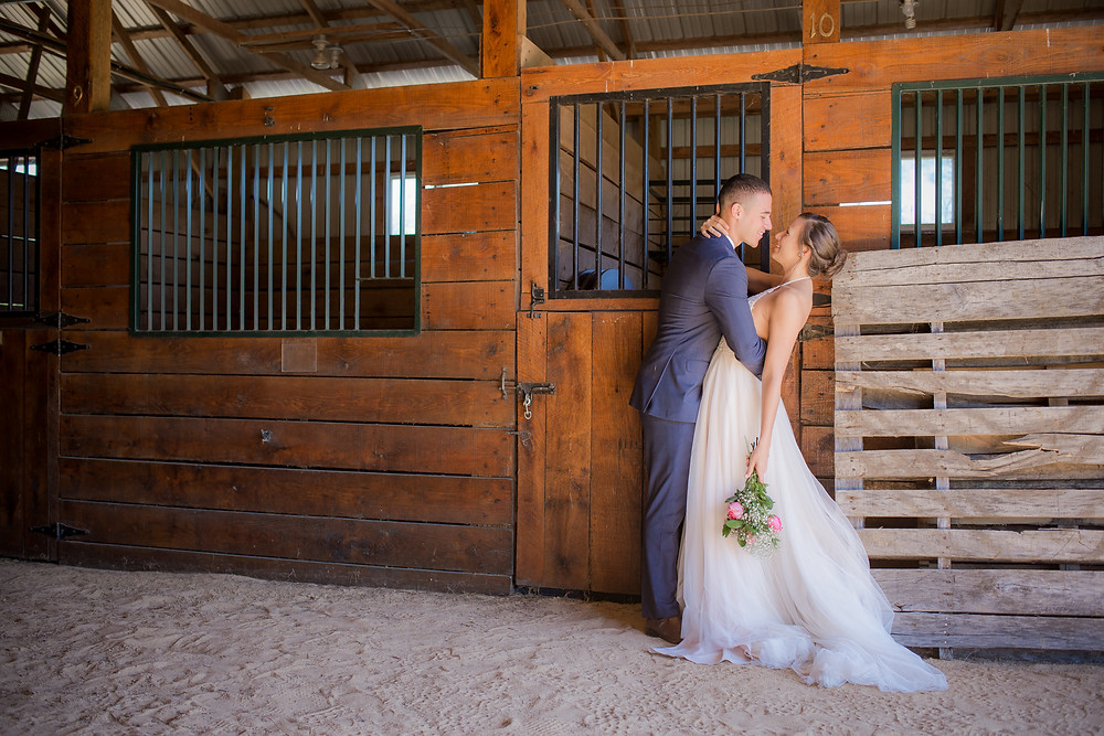 Jacqueline Binkley Photography - The Barns at Maple Valley Farm LLC Equine Venue