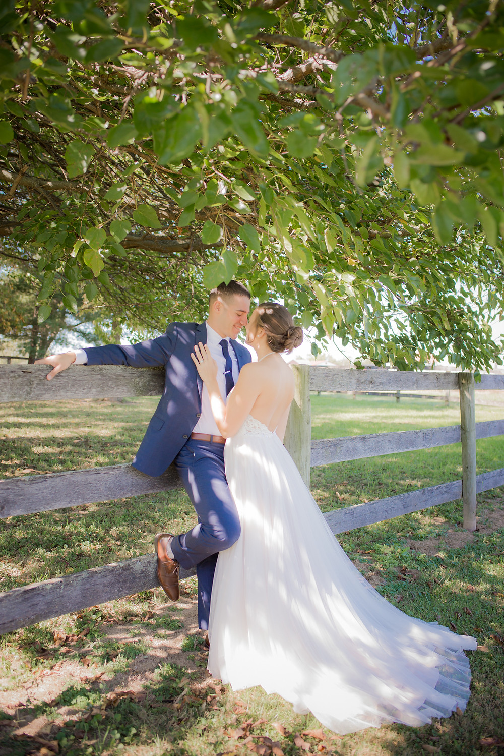 Jacqueline Binkley Photography - The Barns at Maple Valley Farm LLC Peach Orchard