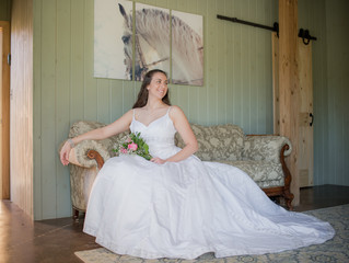 Fall Bridal Session - Jacqueline Binkley Photography