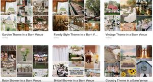 Pinterest Board for Weddings