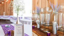Lavender Dreams - The K Wedding