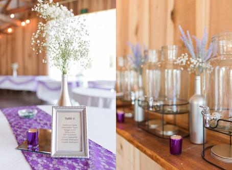 Lavender Dreams - The K Wedding