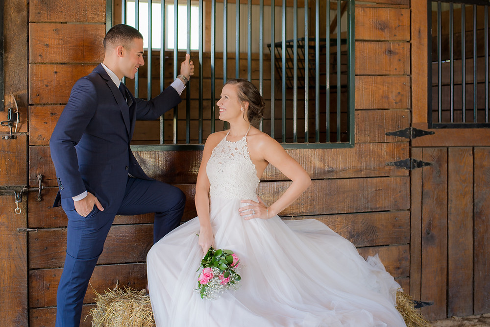 Jacqueline Binkley Photography - The Barns at Maple Valley Farm LLC Wedding Photography